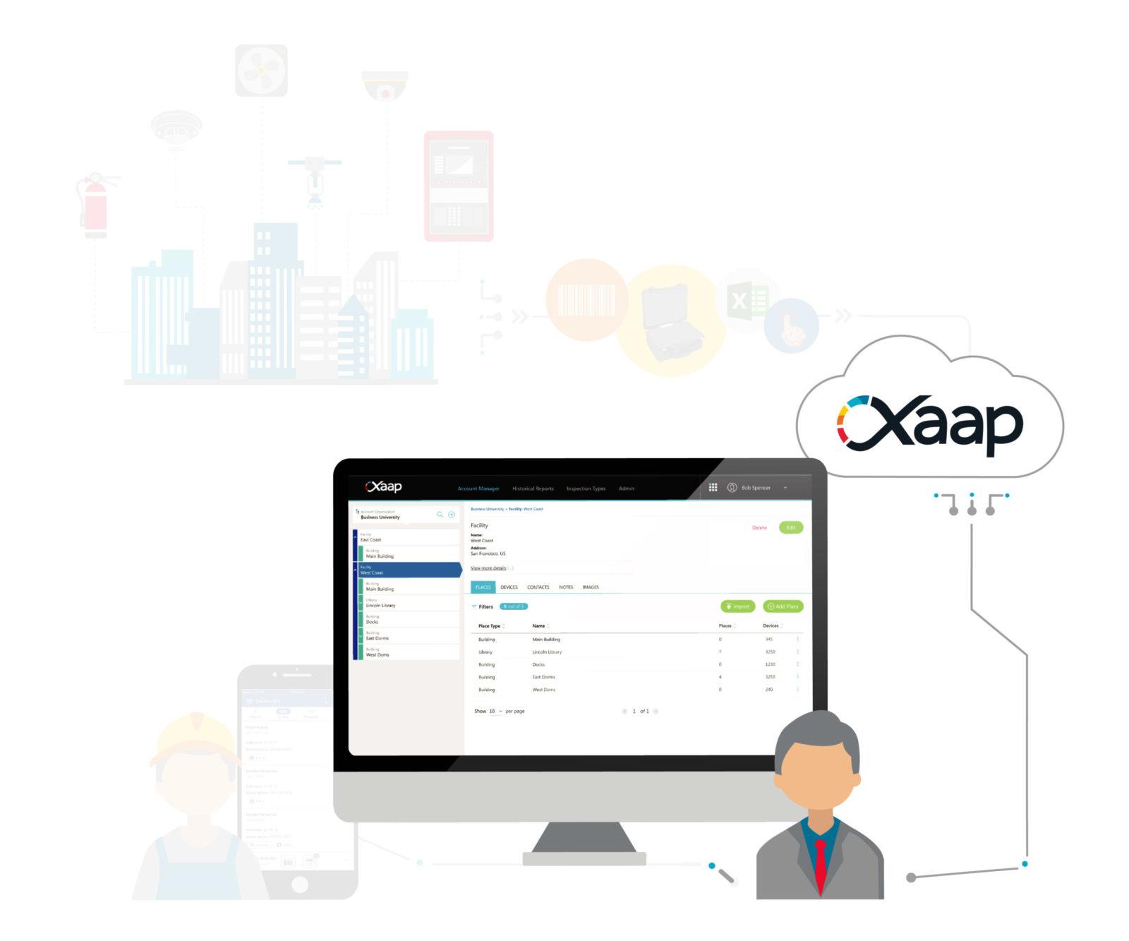 How Xaap works - step 3